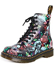 Dr.Martens 1460 Pascal Rose Leather Womens Boots