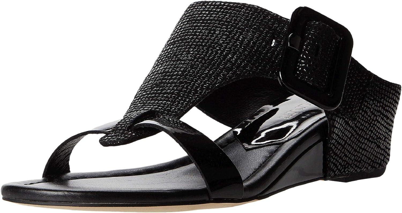 Donald J Pliner Womens Wedge Sandal