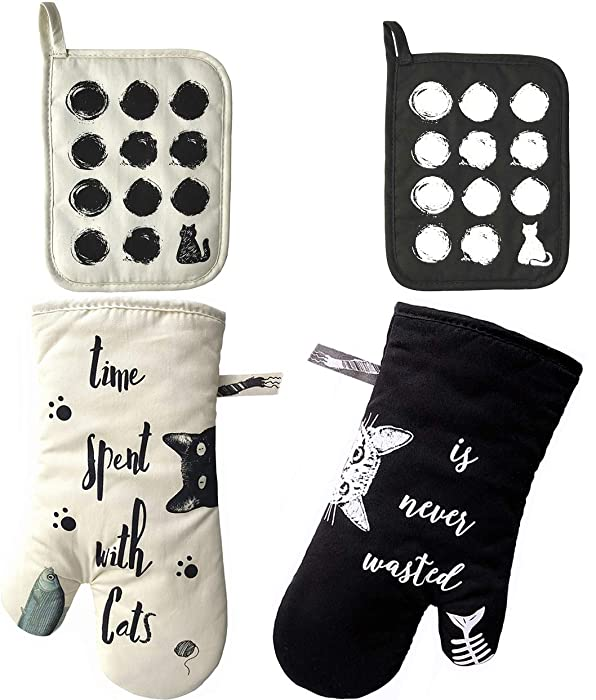 Top 10 Oven Mitts And Pot Holders Cotton
