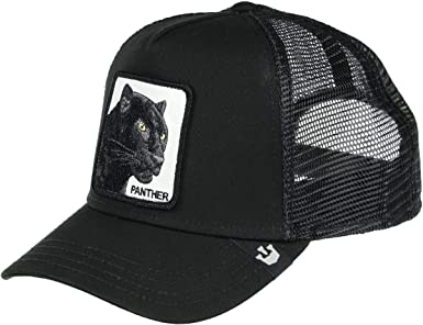 Goorin Bros Trucker Cap Black Panther