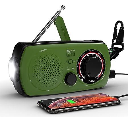 side facing vmei noaa weather radio