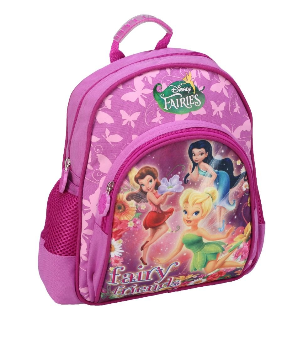 Fairies Backpack Pink 14 Inch Amazon In Bags Wallets Luggage