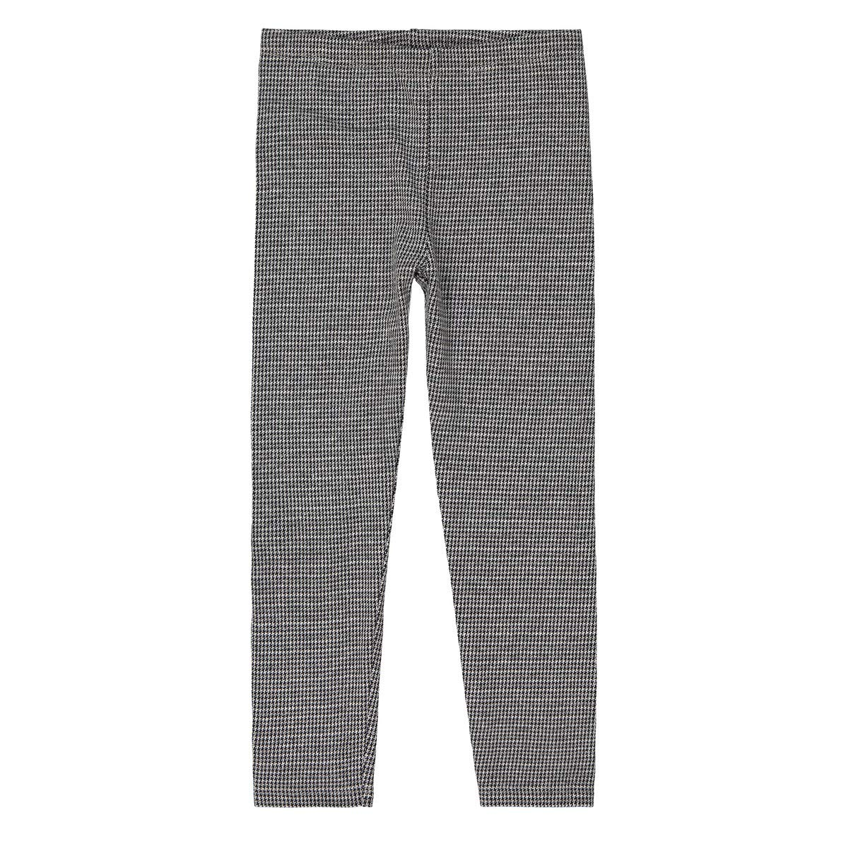 3-12 Years La Redoute Collections Big Girls Houndstooth Leggings