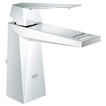Beau Grohe 23034000 Allure Brilliant Single Handle Bathroom Faucet