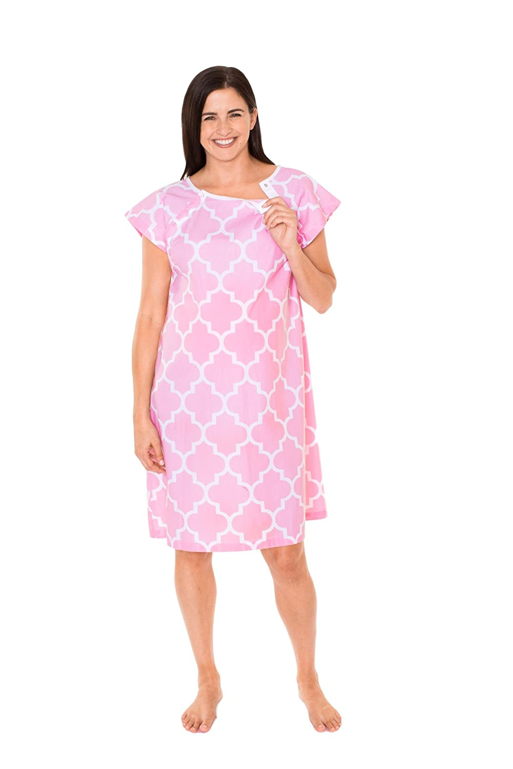 Charming Free Maternity Hospital Gown Pattern Images - Images for ...