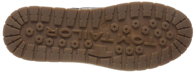 TOM Stiefel, TAILOR Herren 5881602 Klassische Stiefel, TOM Grau (Coal 00013) cbcb00