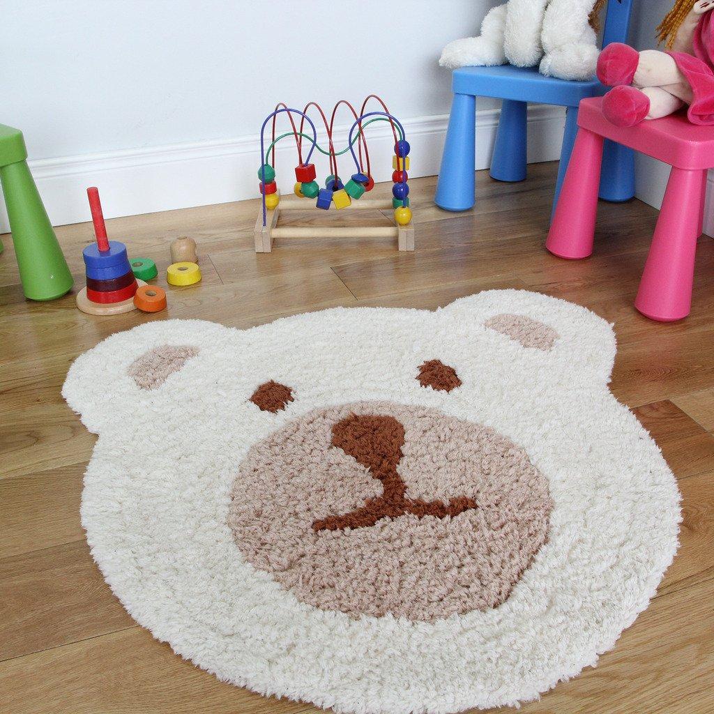Teppich babyzimmer beige kinderteppich jetzt online kaufen - Teppich cremefarben ...