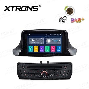 XTRONS - Reproductor de radio y DVD para coche Android 8.1 con ...