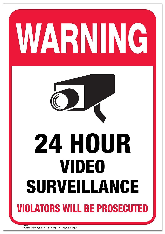 Amazon.com: 24 Hour Video Vigilancia de la seguridad – Señal ...
