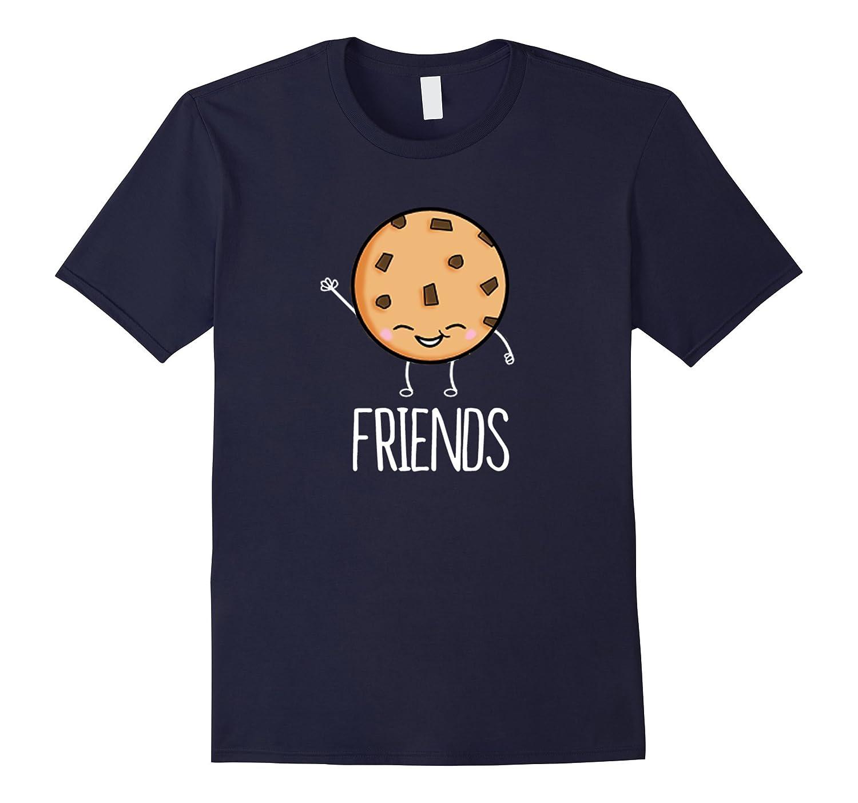 Cookies And Milk Cute Best Friend Shirts For Women-FL