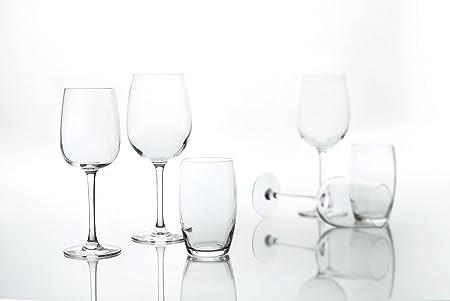Luminarc Versailles - Set 6 vasos forma alta, 37 cl