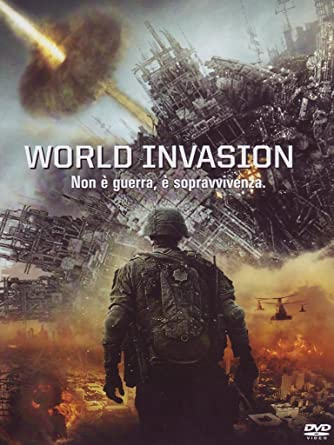 World Invasion [Italia] [DVD]: Amazon.es: Aaron Eckhart, Michael Pena, Michelle Rodriguez, Ramon Rodriguez, Brian Tyler, Jonathan Liebesman: Cine y Series ...