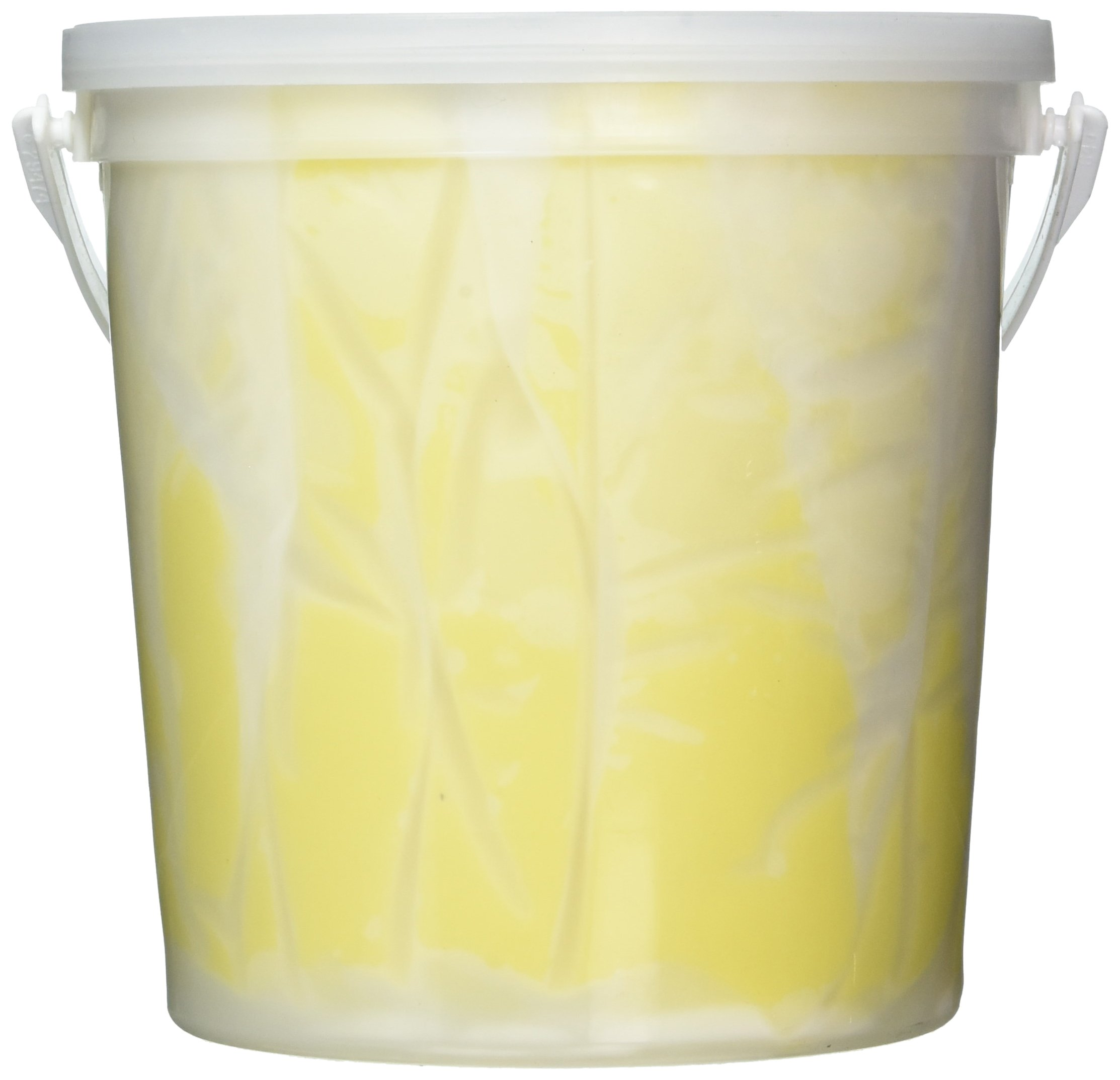 CanDo Sparkle Theraputty, Yellow, X-Soft, 5 Pound