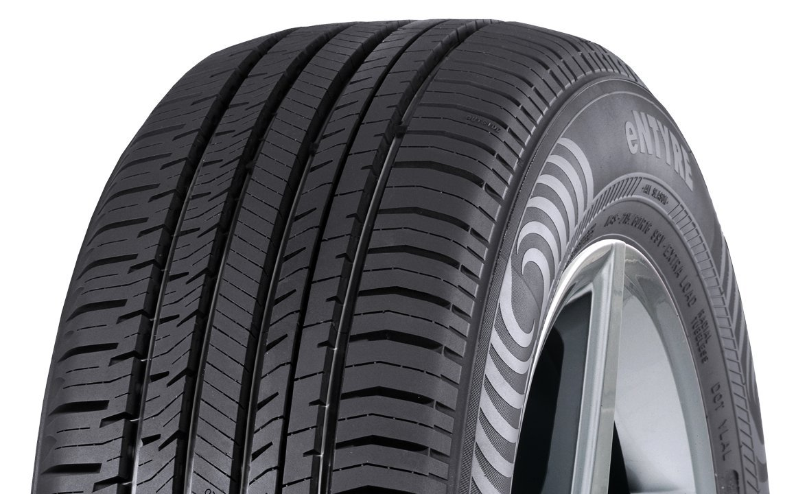 Nokian eNTYRE All-Season Radial Tire - 205/50R17 93V T427929