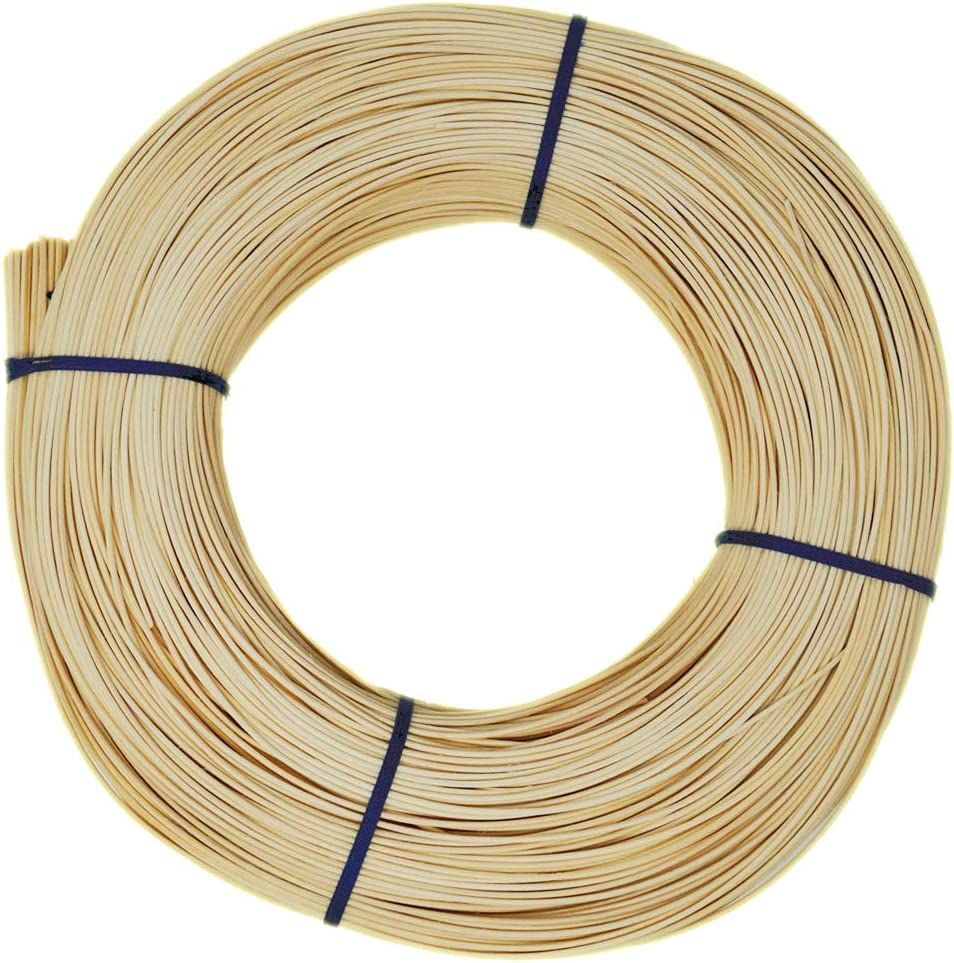 500g Rotin naturel ruban bleu meilleure qualit/é diff/érents diam/ètres 1,5mm