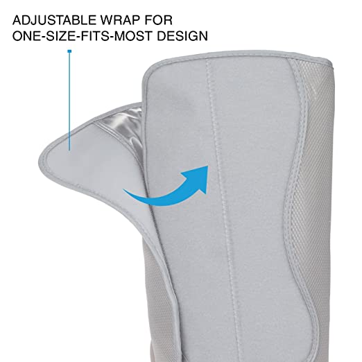 LiveFine Air Compression Leg Pump Adjustable Wraps
