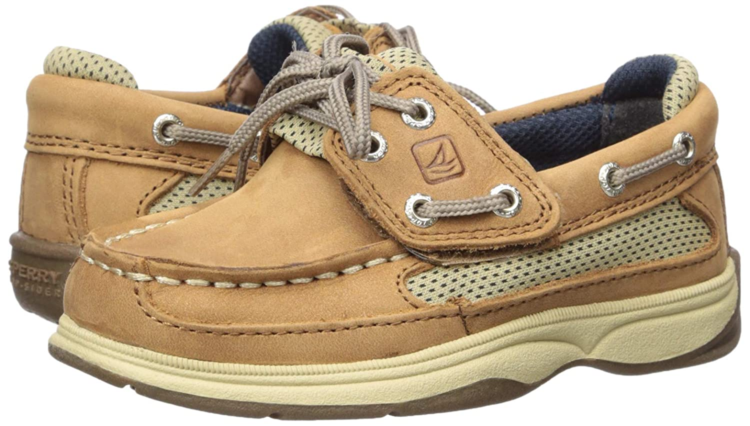 Toddler//Little Kid Sperry Top-Sider Lanyard CB Boat Shoe
