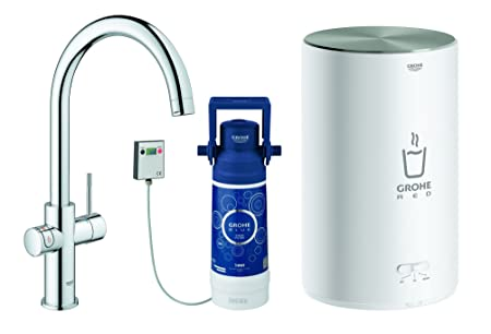 GROHE 30058001 | Red 2.0 Duo Tap | 4L Boiler: Amazon.co.uk: DIY & Tools