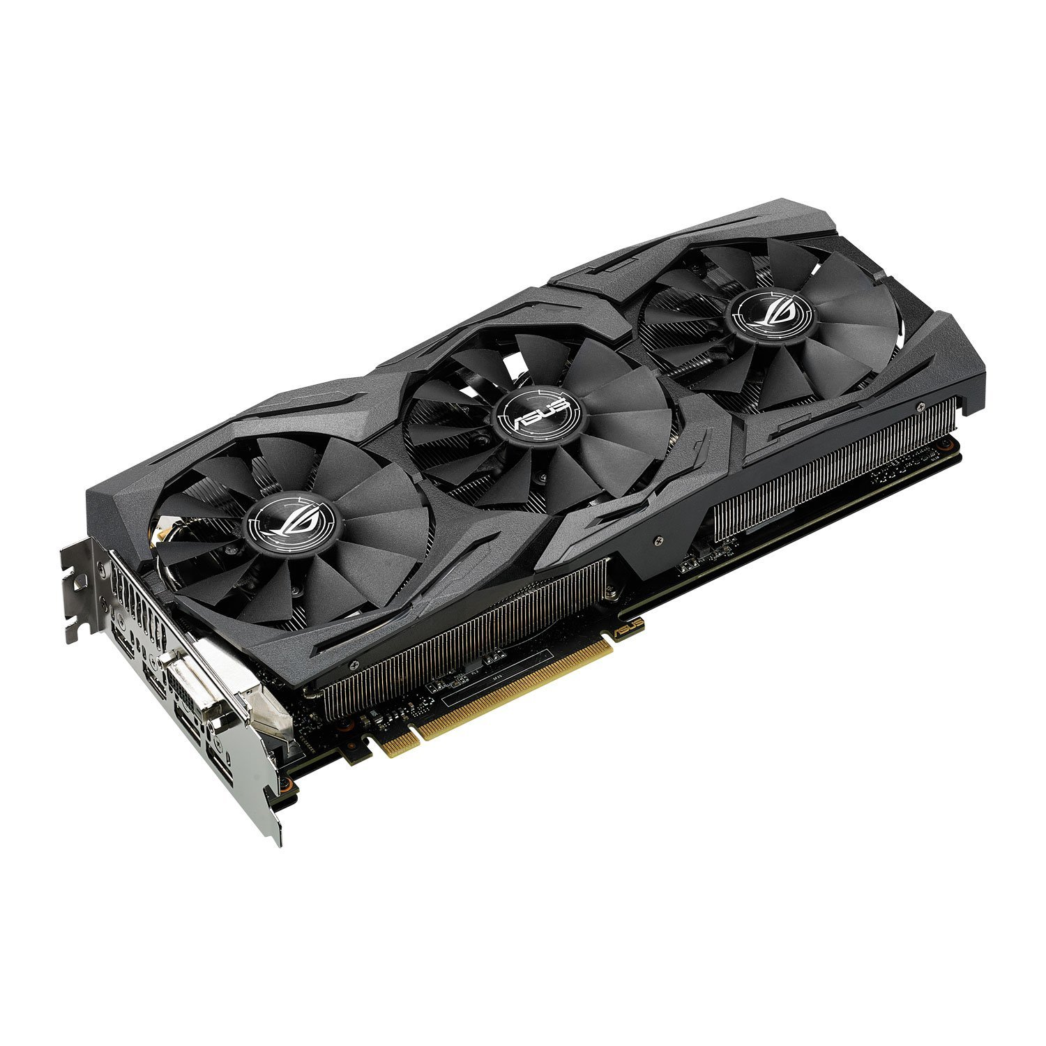 Asus ROG Strix GeForce GTX1060 6G Gaming Grafikkarte Amazon puter & Zubehör
