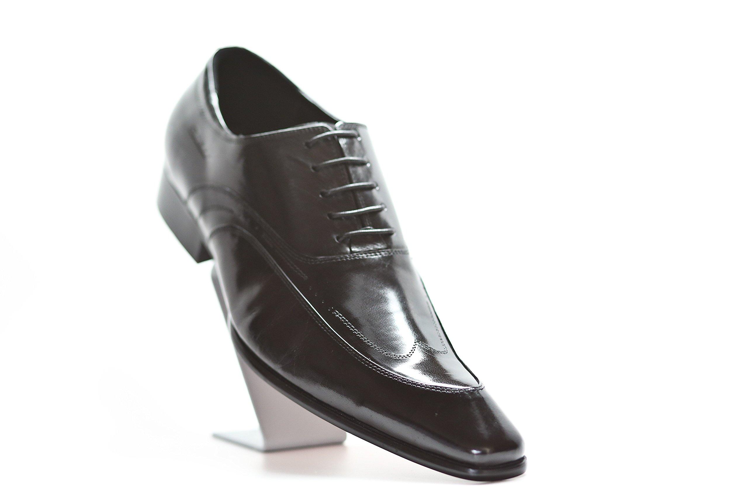 Liam Michael Shoes Men's Saturn 12 Black by Liam Michael Shoes