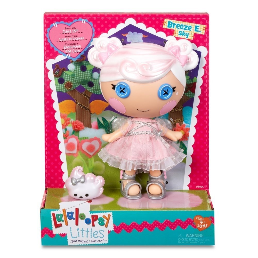 Lalaloopsy Doll Breeze E. Sky