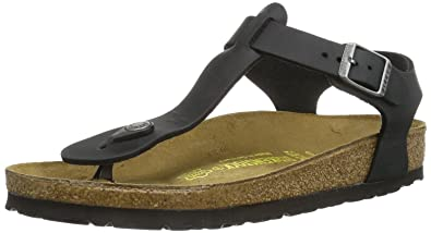 e34900c3cab8 Birkenstock Thong   Kairo   from Leather in Black ...