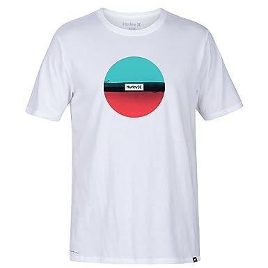 9d24b603 Amazon.com: Hurley Men's Nike Dri-fit Premium Short Sleeve Tshirt: Clothing