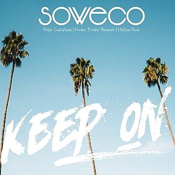 Resultado de imagen de Soweco - Lp: 'Keep on'