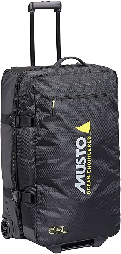 Leichtgewicht Musto Essemtial 85L 85 Liter Inhalt Clam Case Schwarz