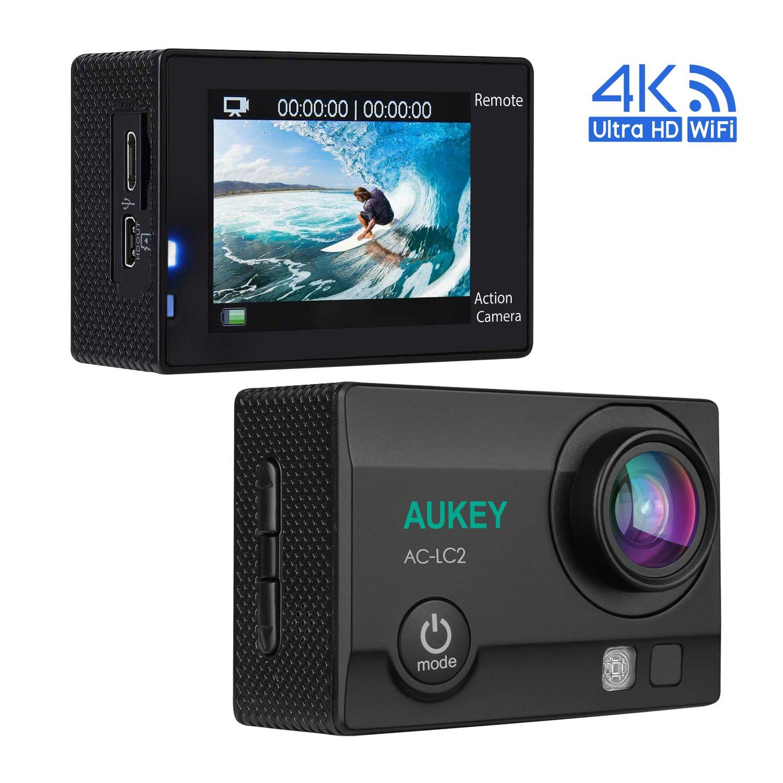 4K Ultra HD Action Cam / Bild: Amazon.de