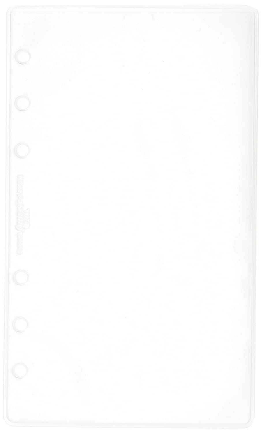 Filofax Transparent Envelope Top Opening (B133612) REDIFORM OFFICE PRODUCTS