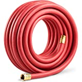 Gilmour 18 Series Reinforced Rubber Hose 5/8 Inch x 25 Feet Red 18-58025