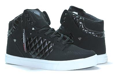 Cash Money Sneakers Basket Montante Noire CMS13JAILORNOIR