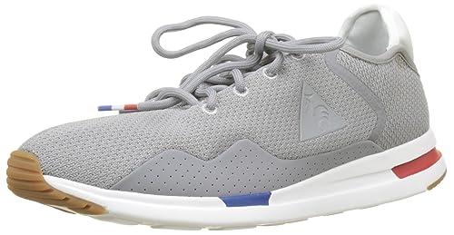 Le Coq Sportif Solas Sport Titanium/Optical White, Zapatillas para Hombre: Amazon.es: Zapatos y complementos
