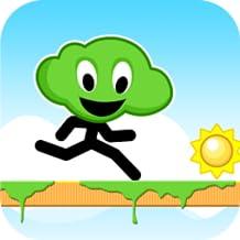 Green Cloud Runner - Free