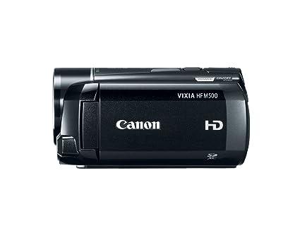 Canon VIXIA HF M500 - Videocámara (2,37 MP, CMOS, 25,4/3 mm (1/3