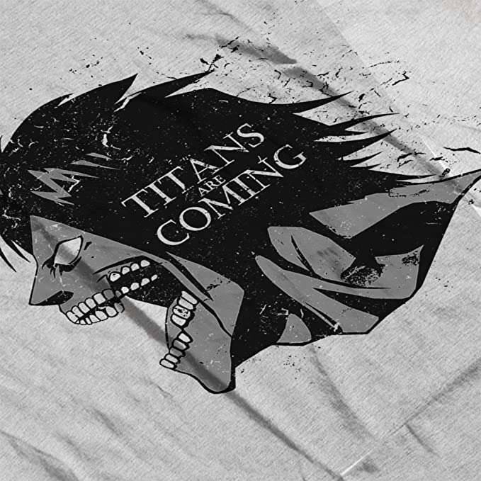 Attack On Titan Game of Thrones Mix Womens Vest