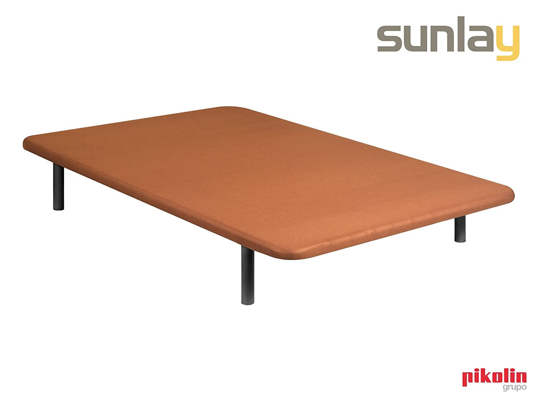 ACOMODA'T Base tapizada Basic 3D Cerezo - Sunlay 150x182 cm
