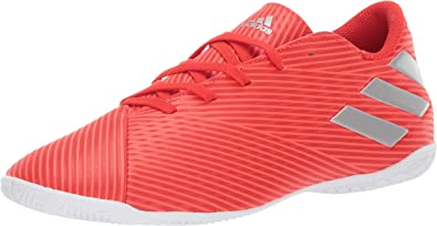 Alas falta Sobrio  Amazon.com: adidas Nemeziz 19.4 - Zapatillas de fútbol para hombre, Rojo:  Shoes