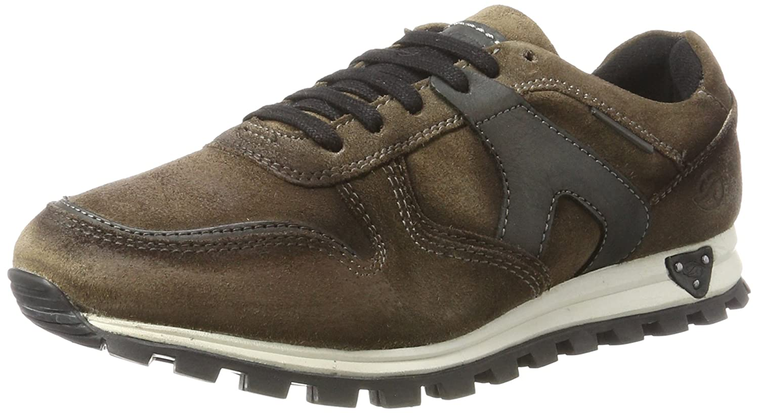 41jf002-208430, Sneakers Basses Homme, Gris (Taupe), 42 EUDockers by Gerli