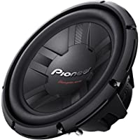 Pioneer Champion TS-W311S4 Subwoofer 1400W, color Negro