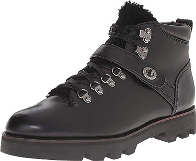Coach Men's Tompkins Shearling Hiker Boots