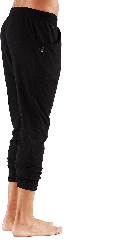 Light Heather Grey Manduka Intentional Pant