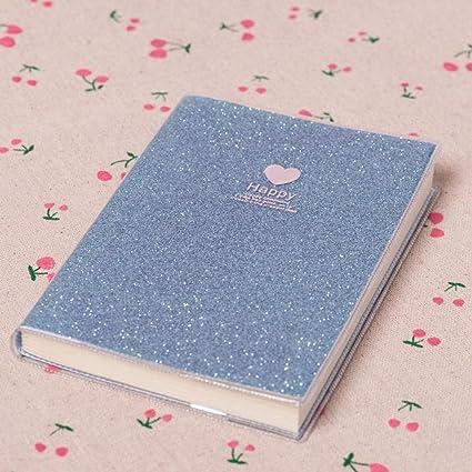 GOUDEDE Regalo para la maestra Cute Love Cuaderno de PVC ...