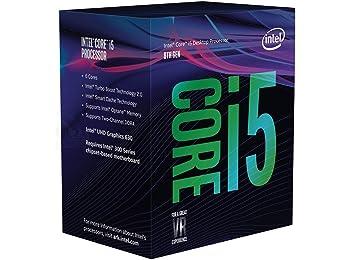 Intel Core i5 8400 Soket 1151 - 8. Nesil 2.8GHz 9MB Önbellek 14nm İşlemci