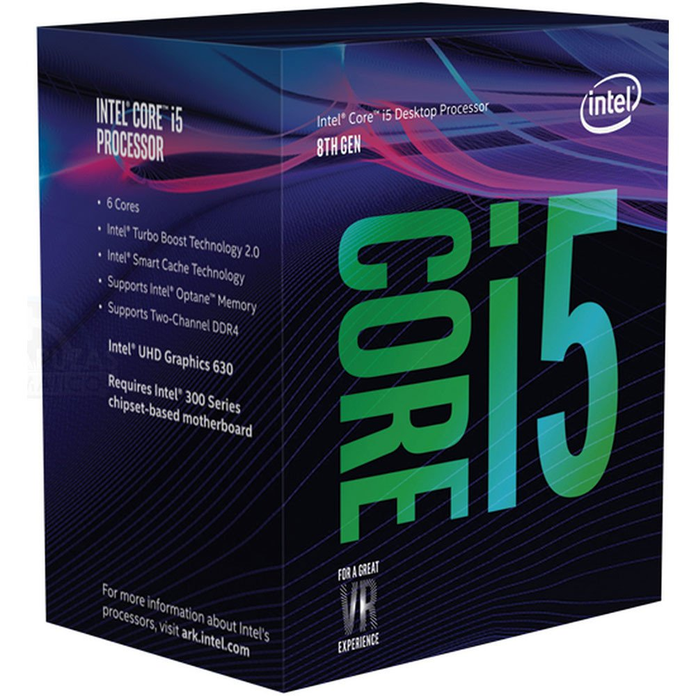 Procesador Intel Core i5-8400