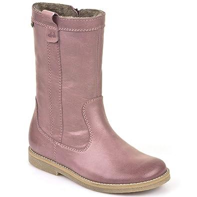 Froddo Schuhe Leder Mädchen Stiefel Stiefelette Leder