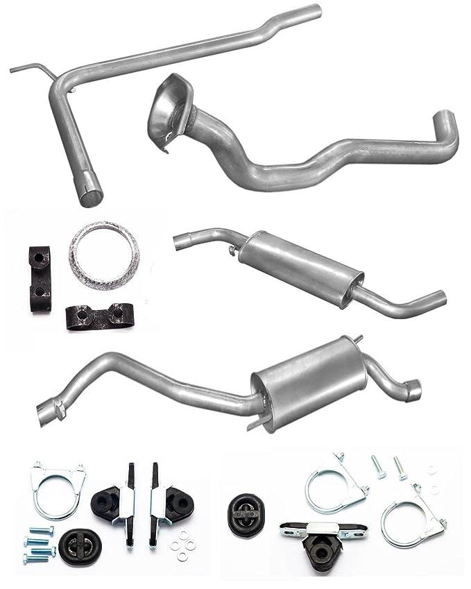 VW Sharan 1.9 Endtopf Auspuff Auspuffanlage Abgasanlage Kit