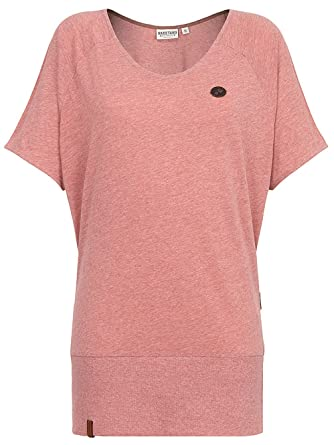 Naketano Damen T-Shirt Katowice Mietze VII T-Shirt  Amazon.de  Bekleidung afc1f343c7