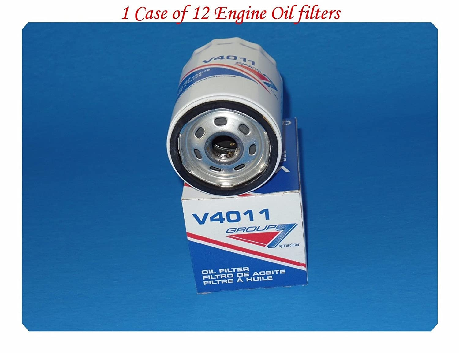Amazon.com: (Lot of 12) Engine Oil Filter Group7 Made In USA ...